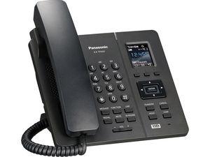 Panasonic KX-TPA65RUB (SIP проводной телефон)