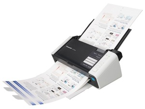 Panasonic KV-S1026C (полноцветный дуплексный документ-сканер)