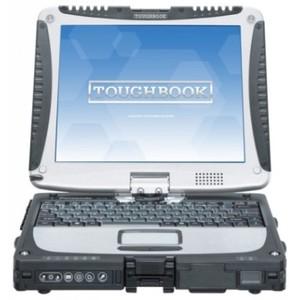 Panasonic CF-19ZZ001E9 (Защищённый ноутбук)