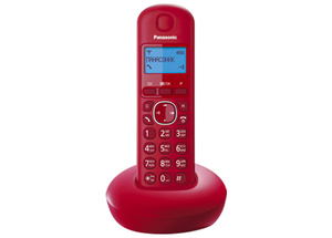 Panasonic KX-TGB210RUR (Беспроводной телефон DECT)