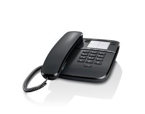 Gigaset DA310 RUS Black (Проводной телефон)