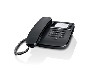 Gigaset DA510 RUS Black (Проводной телефон)