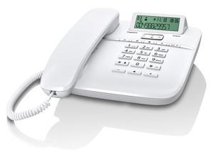 Gigaset DA610 RUS White (Проводной телефон)
