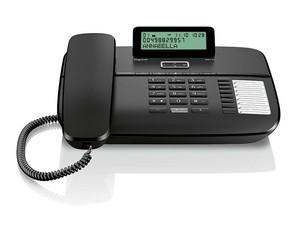 Gigaset DA710 RUS Black (Проводной телефон)