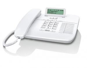 Gigaset DA710 RUS White (Проводной телефон)