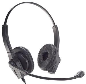 Accutone WB610 QD (Гарнитура для телефонии, call-центра QD, два наушника)