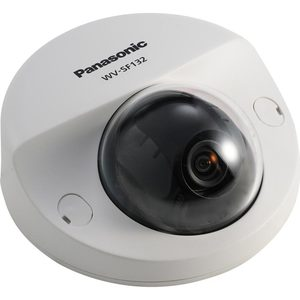 Panasonic WV-SF135E  IP-видеокамера купольная фиксированная  HD 1280x960 1.95 mm, PoE
