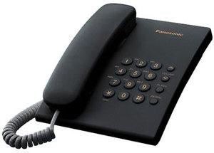 Panasonic KX-TS2350RUB (Проводной телефон)
