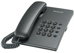 Panasonic KX-TS2350RUT (Проводной телефон)