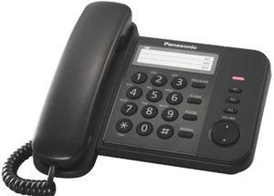 Panasonic KX-TS2352RUB (Проводной телефон)