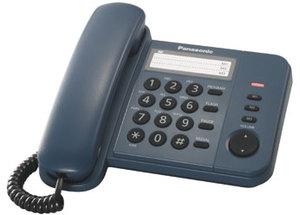 Panasonic KX-TS2352RUC (Проводной телефон)