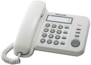 Panasonic KX-TS2352RUW (Проводной телефон)