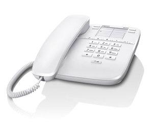 Gigaset DA310 RUS White (Проводной телефон)