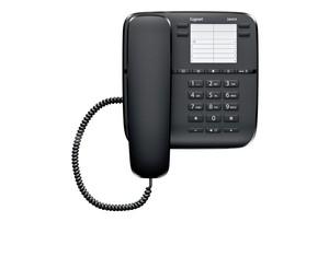 Gigaset DA410 RUS Black (Проводной телефон)