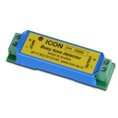 Icon  BTD1 (Одноканальный детектор отбоя с питанием от телефонной линии (отбой только разрывом шлейф