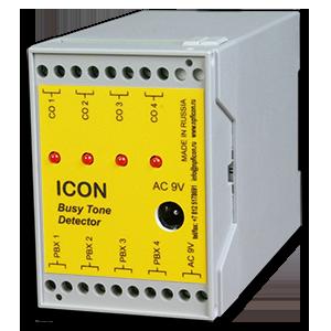 Icon  BTD4 (4-канальный детектор отбоя с внеш. питанием (отбой разрывом шлейфа либо переполюсовкой)