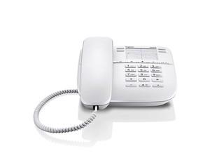 Gigaset DA410 RUS White (Проводной телефон)