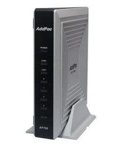 AddPac ADD-AP700P (4 FXS, 1 резервный порт ТФОП, 2x10/100 BaseT), шлюз