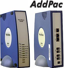 AddPac ADD-AP1002 (2FXS&2FXO, 2x10Mbps), шлюз