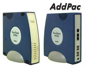AddPac ADD-AP1005  (4 FXO, 2x10 BaseT), шлюз