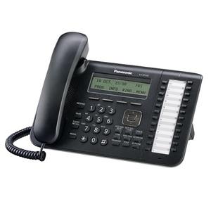 Panasonic KX-NT543RU-B (IP телефон, черный)