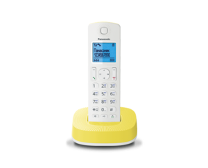 Panasonic KX-TGC310RUY (Беспроводной телефон DECT)