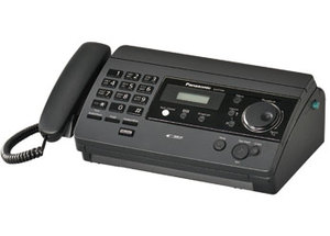 Panasonic KX-FT504RU-B (Факсимильный аппарат на термобумаге)