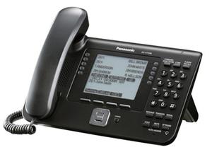 Panasonic KX-UT248RU-B (SIP проводной телефон)