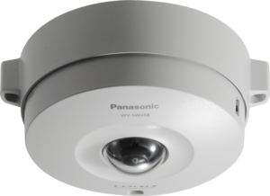 Panasonic WV-SW458M IP-видеокамера купольная 360 гр.Full-HD 1920x1080