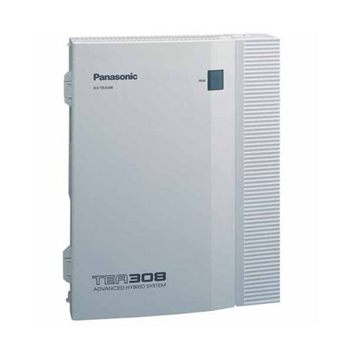Panasonic KX-TEB308RU (Базовый блок, 3 внешних/8 внутренних линий)