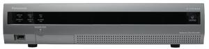 Panasonic WJ-NV200K/G IP- Видеорегистратор до 16 камер, макс. 80 Мб/c, H.264/MPEG4/M-JPEG