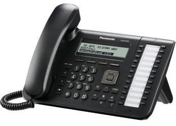 Panasonic KX-UT133RU-B (SIP проводной телефон)