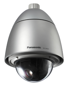 Panasonic WV-SW395А-IP видеокамера скоростная купольная всепогодная HD 1280x960 H.264/MPEG4, 1/3'
