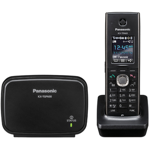 Panasonic KX-TGP600RUB (Беспроводной телефон SIP-DECT)