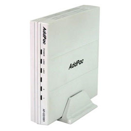 Add Pac AP-GS1001A - VoIP-GSM шлюз, 1 GSM канал, SIP & H.323, CallBack, SMS. Порты Ethernet 2x10/100