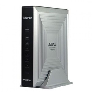 Add Pac AP-GS1002B - VoIP-GSM шлюз, 2 GSM канала, SIP & H.323, CallBack, SMS. Порты 2хFXS, Ethernet