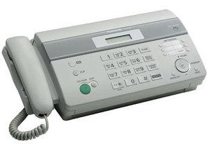Panasonic KX-FT982RU-W (Факсимильный аппарат на термобумаге)