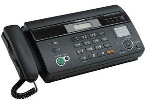 Panasonic KX-FT988RU-B (Факсимильный аппарат на термобумаге)