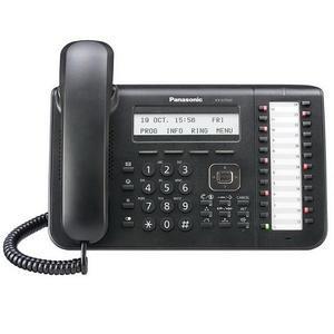 Panasonic KX-DT543RU-B (Цифровой системный телефон)
