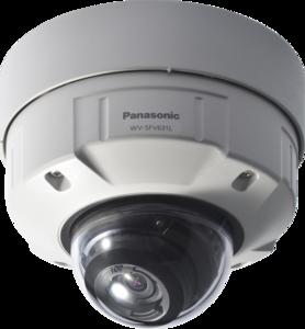 Panasonic WV-SFV631L IP-видеокамера купольная антивандальная Full-HD 1920x1080 60 fps