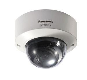 Panasonic WV-SFV631LT IP-видеокамера купольная антивандальная Full-HD 1920x1080 60 fps