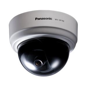 Panasonic WV-CF102E Цветная купольная камера