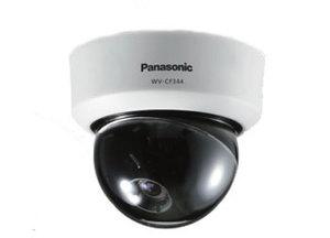 Panasonic WV-CF354E Цветная купольная камера с автоматическим задним фокусом