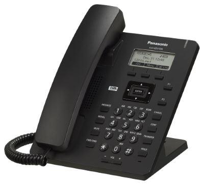 Panasonic KX-HDV100RUB (SIP проводной телефон)
