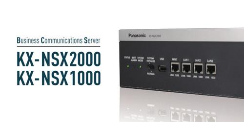 Panasonic KX-NSX2000RU (Основной блок)